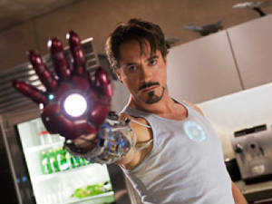 Downey, Iron Man