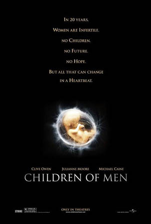 1. Children of Men
